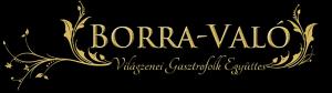 Borra-Való-logo